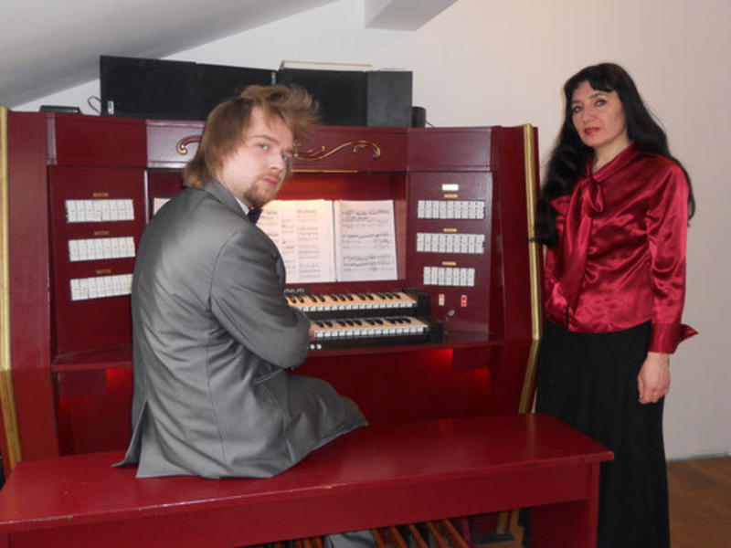 Concert orgue et chants
