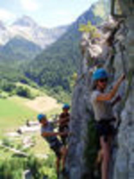 Via ferrata de la Berche