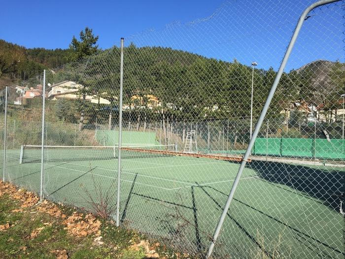 Location court de Tennis